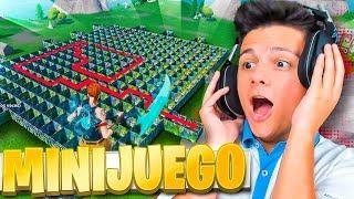 Download ¡El LABERINTO DEL CAMPERO!! *MINIJUEGO MODO CREATIVO* - Fortnite Video