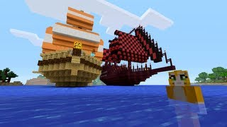 Download Minecraft Xbox - Sinking Feeling [124] Video