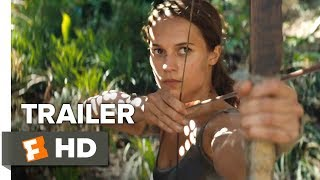 Download Tomb Raider Trailer #1 (2018)   Movieclips Trailers Video