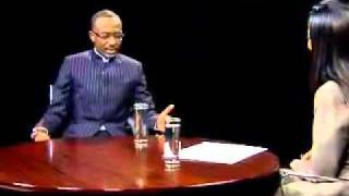 Download Sanusi Lamido Sanusi - Nigerian Central Bank Governor - Part 1 Video