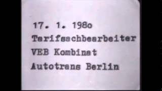 Download Stasi instructional video codename ″Revisor″ - English explanation Video