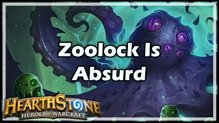 Download [Hearthstone] Zoolock Is Absurd Video