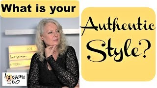 Download Live Your Authentic, True Self in Women's Fashion & Style, How To & 5 Tips Video