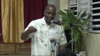 Download Hon. Roosevelt Skerrit at Grand Bay Town Hall Meeting Video