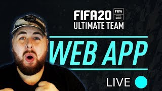 Download LIVE OP DE FIFA 20 WEB APP! (TRADEN)- BASSISTENT Video
