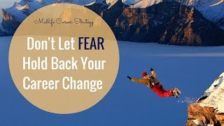 Download Midlife Career Strategy: Fear and Career Change Video