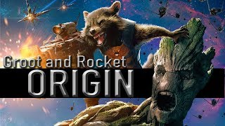 Download Groot And Rocket Origin (Guardians Of The Galaxy) Video