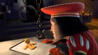 Download Escena Graciosa de ''Shrek 1''- Pin Pon se lava la carita con agua y jabón Video