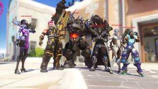 Download OVERWATCH RAGE!!!!!!!!!!! THANKS FOR 400 SUBS!!!!!!!!!!!!!!!!! Video