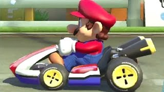 Download Mario Kart Series - All Shell Cup Courses (All 8 Mario Kart Games) Video