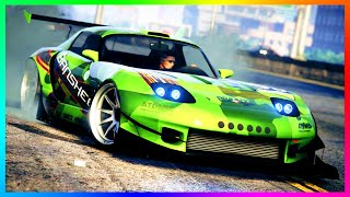 Download GTA 5 DLC UPDATE! - NEW Bravado Banshee 900R Super Car Ultimate Customization Guide! (GTA Online) Video