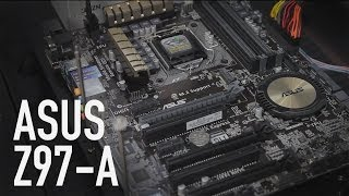 Download ASUS Z97-A Overview, Benchmarks, 4K Monitor Testing Video