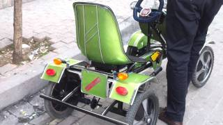 Download 4 tekerlekli bisiklet Video