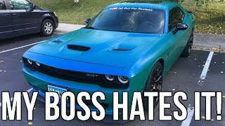 Download I Tried To Take My Boss For Another Ride In My Hellcat & I Gotta Go To Court For Another Ticket 😡 Video