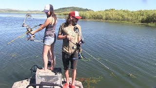 Download Bowfishing Giant Idaho Carp Part 1 Video