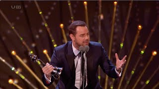 Download Danny Dyer Wins National Television Award for Serial Drama Performance (NTA's) Video
