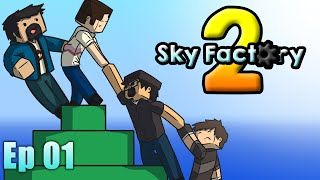 Download Sky Factory 2! Ep 1 ″Hispanic Santa Twerking″ w Skydoesminecraft, Cyanideepic, and Luclin! Video