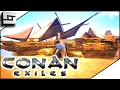 Download CONAN EXILES GAMEPLAY - Epic Pirate Ship! #7 Video