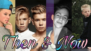 Download Top 9 Hottest Young Boy Singers (Then & Now) Video