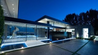 Download Stunning Contemporary Luxury Residence in Bel Air, CA, USA (by Paul McClean) Video