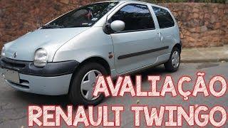 Download Avaliação Renault Twingo 2002 1.0 16v - Avaliação de usados Video