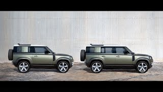 Download New Land Rover DEFENDER – An Icon Reimagined Video