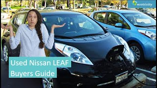 Download Used Nissan Leaf buyer's guide Video