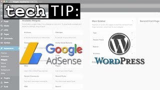 Download No more Google AdSense Plugin for WordPress? - tutorial on how to add AdSense ads to website Video