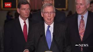 Download Trump Flag Burning Tweet | McConnell Disagrees with Trump Video