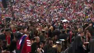Download Jump Around at UW-Madison's 2015 Commencement Video