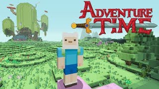 Download Minecraft - Adventure Time - Jake And Finn's House Video