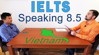 Download IELTS Speaking Band 8.5 Vietnamese - Full with Subtitles Video