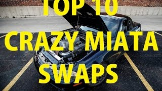 Download Top 10 Miata Engine Swaps YOU MIGHT WANT! Video