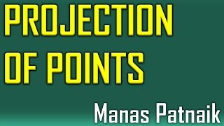Download Projection of Points Problem 1 Video