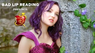 Download Bad Lip Reading Presents: Descendants   Disney XD Video