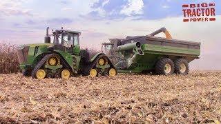 Download Big 1,500 Bu. Brent 1594 Grain Cart Video