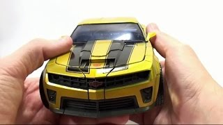 Download Costco Exclusive; Transformers Battle Ops Bumblebee Video Review Video