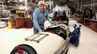Download 1932 Morgan Three-Wheeler - Jay Leno's Garage Video