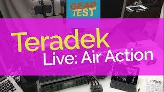 Download #GearTest - Teradek Live Air: Action app Video