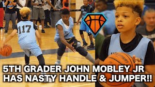 Download John Mobley Jr is the NASTIEST 5th Grader You've EVER Seen!! | NEO YouthElite Highlights Video