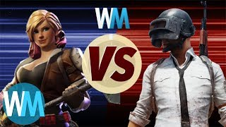 Download Fortnite Vs PlayerUnknown's Battlegrounds: Which is Better? Video