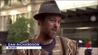 Download 支付宝走进墨尔本街头艺人。 Video