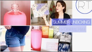 Download FabFitFun Unboxing + Random Summer Haul Video