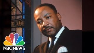 Download MLK Talks 'New Phase' Of Civil Rights Struggle, 11 Months Before His Assassination | NBC News Video