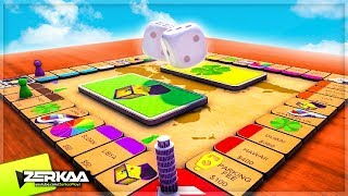 Download WINNING MONOPOLY WITH ONLY 1 PROPERTY!? (Rento Fortune) Video