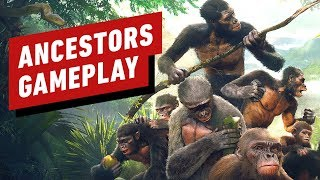 Download The First 17 Minutes of Ancestors: The Humankind Odyssey Gameplay Video