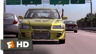 Download 2 Fast 2 Furious (2003) - Audition Race Scene (3/9) | Movieclips Video
