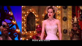 Download Nicole Kidman singing Come What May in the Moulin Rouge Video