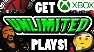 Download Xbox 🎮 NBA 2K18 Prelude 💩 • How to get UNLIMITED PLAYS! • Video