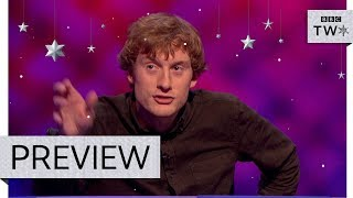 Download James struggles to buy a Christmas tree - Mock the Week: Christmas 2017 - BBC Two Video